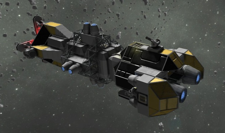 Mining carriage space engineers wiki - Small reactor space engineers gallery ...