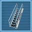 Grated half stairs Icon.png