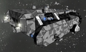 Military Transporter Space Engineers Wiki
