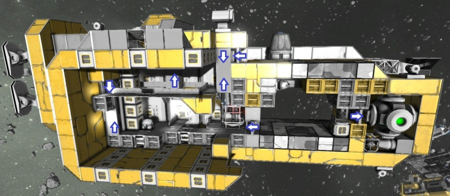 Mining Hauler - Space Engineers Wiki