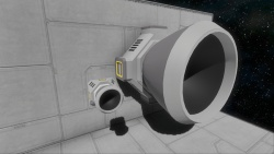 Large Hydrogen Thruster