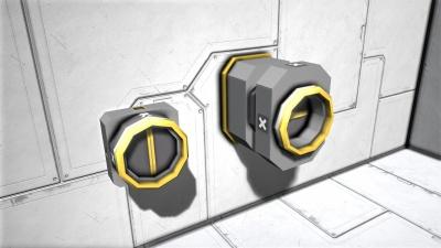 spacecraft connectors - photo #19