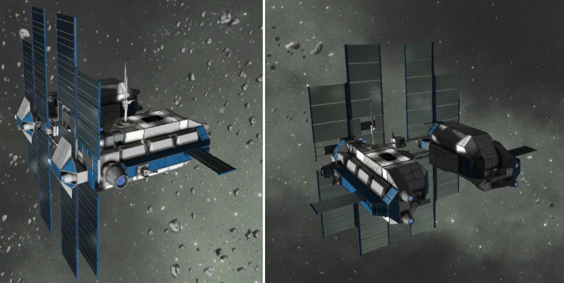 Commercial Freighter Space Engineers Wiki
